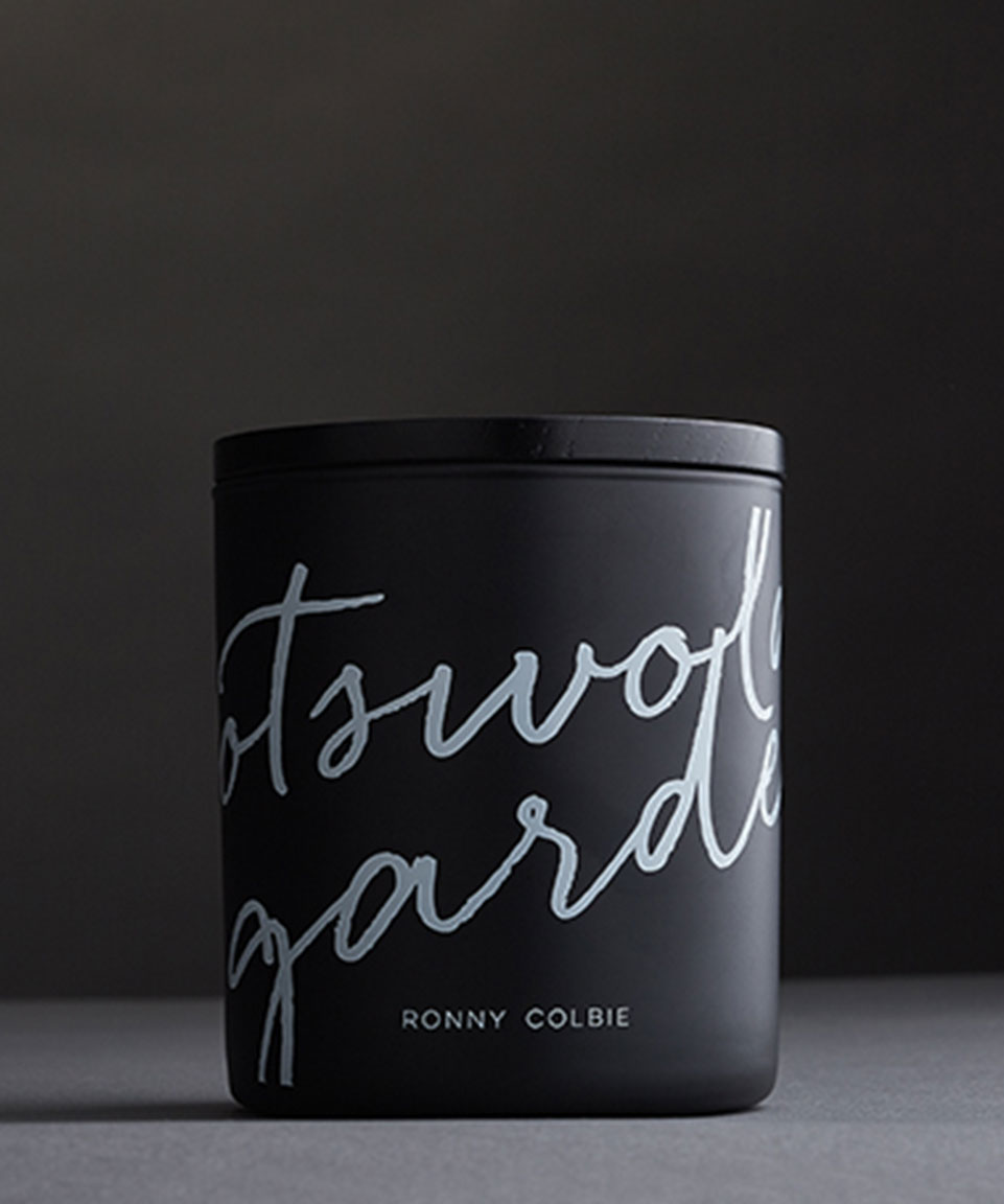 Ronny Colbie Cotswolds Garden Candles