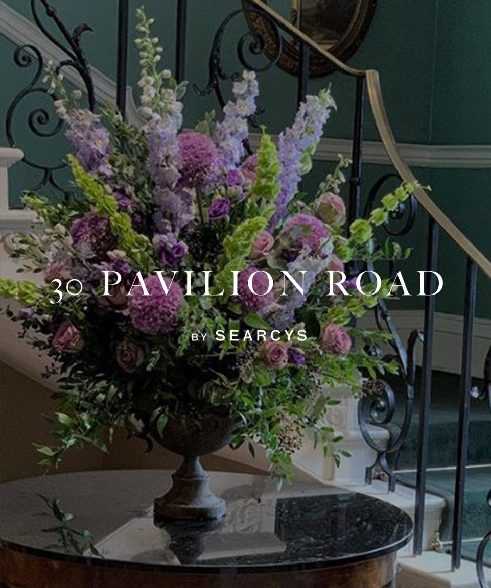 30 Pavilion Road by Searcys
