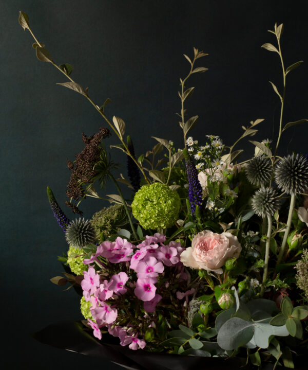 Ronny Colbie Rye Bouquet Detail